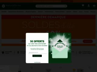 Cosmétiques bio et naturels sur http://www.naturalforme.fr