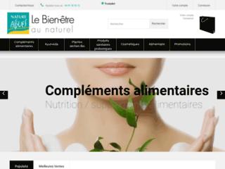 Produits naturels à base d'algues sur http://www.nature-algues.com