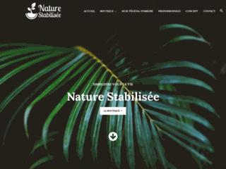 Nature Stabilisée Le meilleur choix de plantes et arbres stabilisés