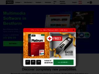 Info: Scheda e opinioni degli utenti : Nero Kwik Burn: Versione gratuita di Nero Burning ROM