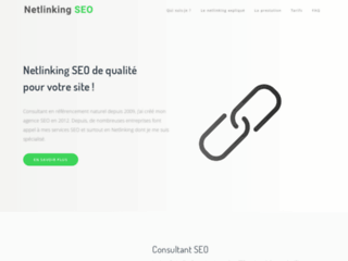 Optimiser le netlinking SEO