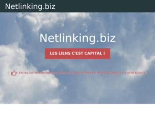 Détails : Netlinking.biz