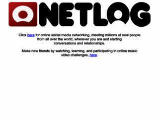Netlog - La community online con più di 80 milioni di utenti.