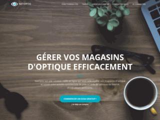 NetOptis : Gérez vos magasins d'optique efficacement