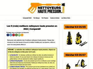 Comparateur Nettoyeur Haute Pression