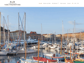 Agence immobilière Nice Properties