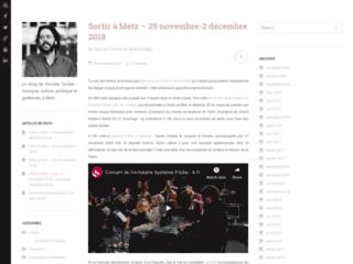 Nicolas Tochet : le blog