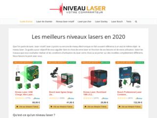 Détails : Niveau laser