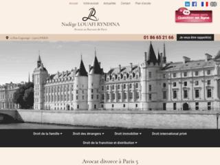 Avocat droit de la famille Paris 7
