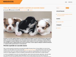 Info: Scheda e opinioni degli utenti : Annunci cuccioli e animali - NonSoloCuccioli.it