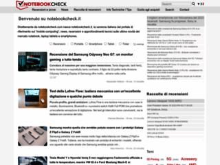 Info: Scheda e opinioni degli utenti : Notebookcheck IT: Recensioni sui Computer Portatili Notebook Netbook