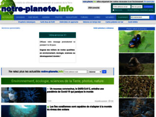 Notre Planete.info