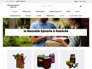 produits d'épicerie de grandes marques