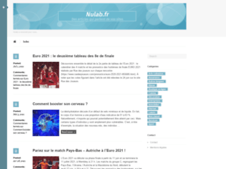 Détails : www.nulab.fr
