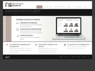 Numérique Système Imprimantes et Multifonctions