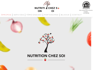 Nutrition Chez Soi