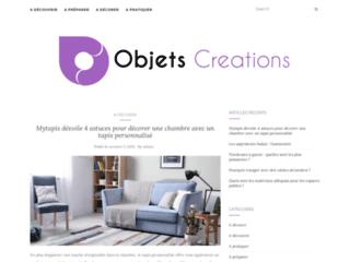Vente en ligne de produits pour la décoration d'intérieur