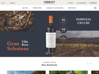 Détails : achat de vin