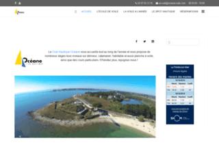 Sailing Oceane - Ecole