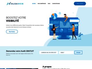 Océane Web, agence web à l'ile Maurice
