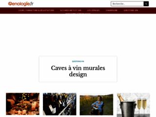 Détails : Formation oenologie