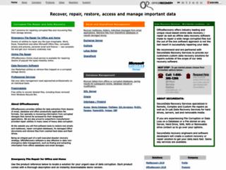 Info: Scheda e opinioni degli utenti : FreeUndelete - recupero dei file eliminati accidentalmente - free