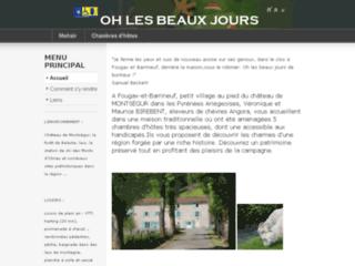 week end en chambres d'hôtes en Ariège : Oh! les beaux jours