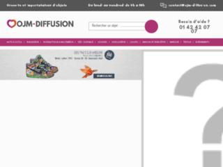 Vente d'objets publicitaires - OJM Diffusion