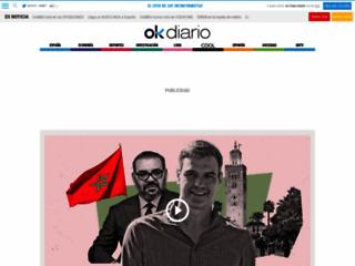 Detalles : okdiario.com - El sitio de los inconformistas