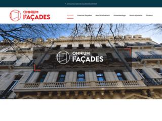 Omnium Façades : ravalement de façades a Marseille et en Provence