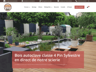 Onlybois – Lame terrasse bois
