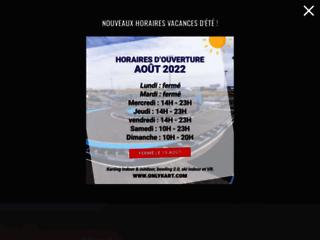 Détails : ONLYKART, complexe pour les activités de loisirs à Lyon