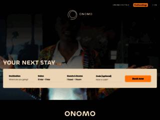 Hotel Onomo Dakar Airport au Senegal