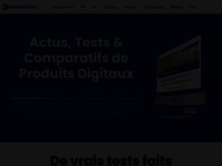 Le site français opportunites digitales