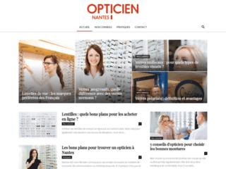 Opticien à Nantes: pourquoi choisir internet ?