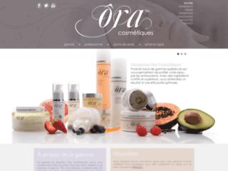Ora Cosmetiques Inc