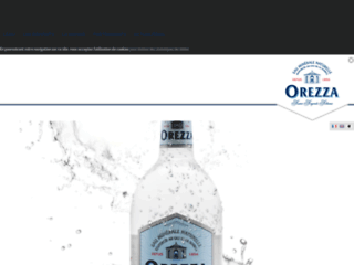 Orezza, l'eau qui p�tille de sant�