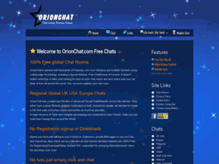 orioan chat rooms