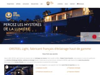 Orsteel Light : fabricant français d'éclairage LED