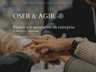 Fusion absorption entreprise - Oser & Agir