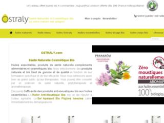 Ostraly, cosmétiques naturels australiens