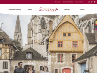 Yonne bourgogne - Office de tourisme auxerre ...