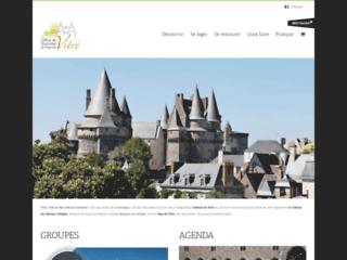 Office de tourisme de Vitré - Cité de Haute Bretagne