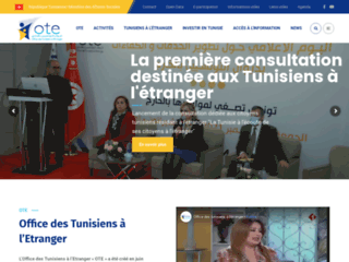 Office des tunisiens a l'etranger (OTE)