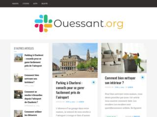 Ouessant - Site officiel.