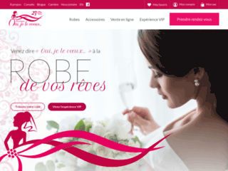 Vente ou location de robes de mari�e