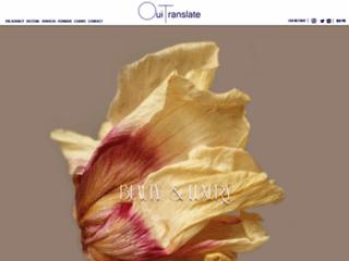 Agence de traduction paris - Oui Translate
