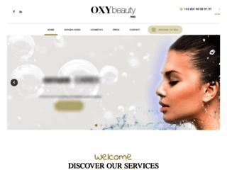 Soins anti-âge à l'oxygène - Oxy Beauty Institut de beauté 75