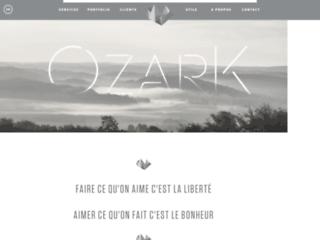 Ozark, agence de développement de sites web et applications mobile