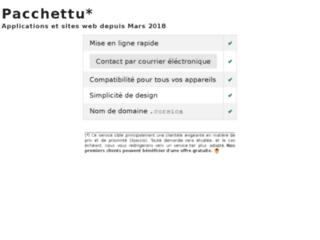 Pacchettu